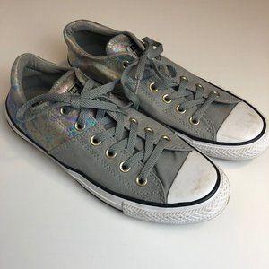 Converse Women's Grey Size 9